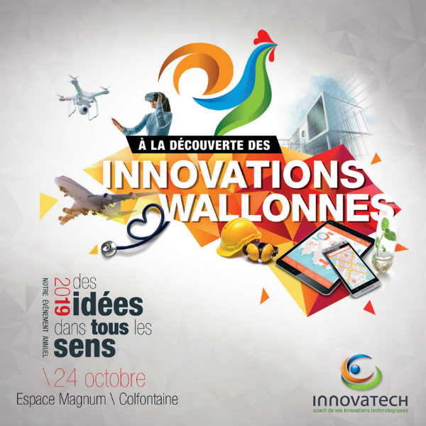 Innovations Wallonnes 2019
